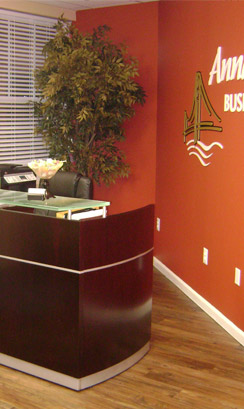 Executive Office Space in Annapolis » Fully Furnished Offices With Reception